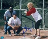 Jason Alexander autographed 8x10 Photo (Seinfeld George Costanza, with Bette Midler) Image #SC8