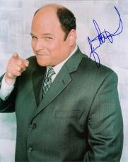 Jason Alexander Autographed SEINFELD 8x10 Photo