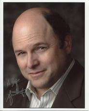 JASON ALEXANDER HAND SIGNED 8x10 COLOR PHOTO+COA    GEORGE ON SEINFELD    TO BOB