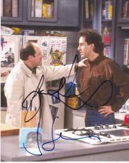 Jason Alexander Jerry Seinfeld Signed 8x10 Photo Authentic Autograph Coa