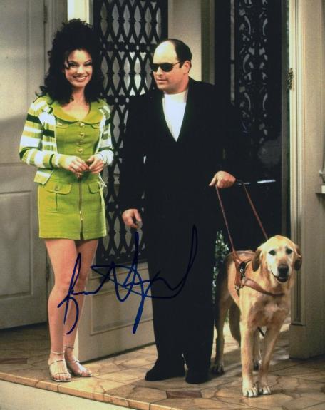 Jason Alexander Seinfeld Dreyfuss Drescher 8x10 Photo w/COA#3