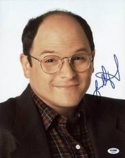 Jason Alexander Seinfeld Signed 11x14 Photo Autograph Psa/dna #p53270