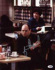 Jason Alexander Seinfeld Signed 11X14 Photo PSA/DNA #M89864