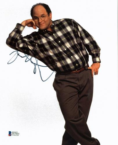 Jason Alexander Seinfeld Signed 8x10 Photo Autographed BAS #D17033