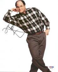Jason Alexander Seinfeld Signed 8X10 Photo Autographed PSA/DNA #Y87152