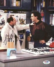 Jason Alexander Seinfeld Signed 8X10 Photo Autographed PSA/DNA #Y96396