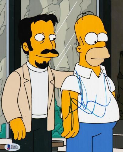 Jason Alexander Signed 8x10 Photo Simpsons Seinfeld Autograph Beckett Coa Proof
