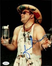 "JASON ALEXANDER Signed 8x10 ""Seinfeld"" Photo JSA"