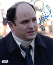 JASON ALEXANDER SIGNED AUTOGRAPHED 8x10 PHOTO GEORGE SEINFELD PSA/DNA