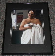 Jason Alexander Signed Framed 8x10 Photo Seinfeld George Costanza