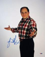 Jason Alexander Signed Seinfeld Authentic 11x14 Photo (PSA/DNA) #K63375