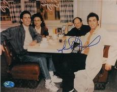 Jason Alexander Signed Seinfeld Authentic Autographed 8x10 Photo PSA/DNA #J64612