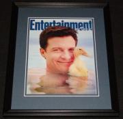 Jason Bateman Framed 11x14 ORIGINAL 2011 Entertainment Weekly Cover