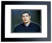 Jason Biggs Signed - Autographed Orange is the New Black - American Pie Actor 8x10 inch Photo BLACK CUSTOM FRAME - Guaranteed to pass PSA or JSA