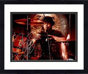 Jason Bonham Signed Autographed 8x10 Photo Beckett Led Zeppelin