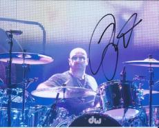 Jason Bonham Signed Autographed 8x10 Photo Drummer of Led Zeppelin A