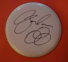 Jason Bonham Signed Autographed Drumhead Led Zeppelin Black Country Communion A