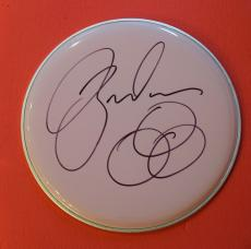 Jason Bonham Signed Autographed Drumhead Led Zeppelin Black Country Communion B