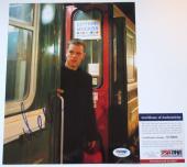 JASON BOURNE!!! Matt Damon Signed THE BOURNE SUPREMACY 8x10 Photo #1 PSA/DNA