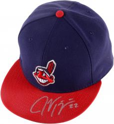 Jason Kipnis Cleveland Indians Autographed New Era Cap