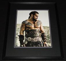 Jason Momoa Game of Thrones Framed 11x14 Photo Poster