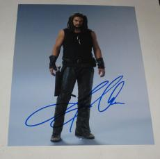 Jason Momoa Signed 8x10 Photo Autograph Game Of Thrones Conan Coa A