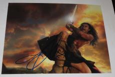 Jason Momoa Signed 8x10 Photo Autograph Game Of Thrones Conan Coa C