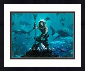 JASON MOMOA signed (AQUAMAN) 8X10 Movie photo *Arthur* Justice League W/COA