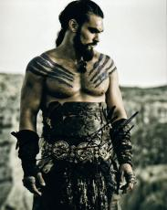 Jason Momoa Signed Autographed 8x10 Photo Game of Thrones Aquaman COA VD