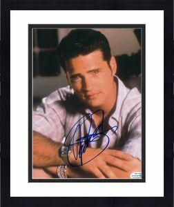 JASON PRIESTLEY signed (BEVERLY HILLS 90210) 8X10 photo Brandon BH90210 ACOA #4