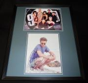 Jason Priestley Signed Framed 16x20 Photo Set AW Beverly Hills 90210