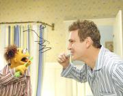 Jason Segel Autographed Signed Muppet Photo AFTAL