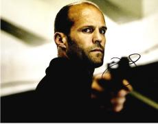 Jason Statham Signed - Autographed Furious 7 Fast and the Furious Action Actor 11x14 inch Photo - Guaranteed to pass PSA or JSA