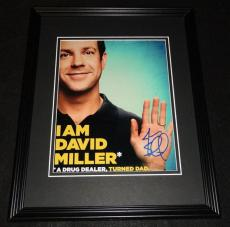 Jason Sudeikis Signed Framed 8x10 Photo AW We're the Millers