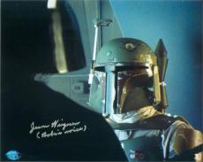 Jason Wingreen autographed 8x10 photo (Voice of Boba Fett in Empire Strikes Back) Image SC9