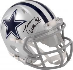 Jason Witten Dallas Cowboys Autographed Riddell Mini Helmet