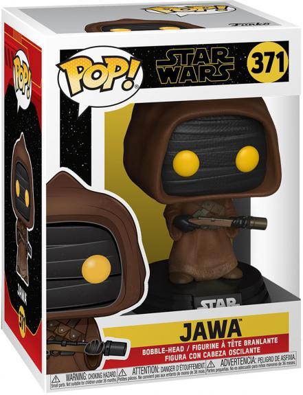 Jawa Star Wars #371 Funko Pop! Figurine