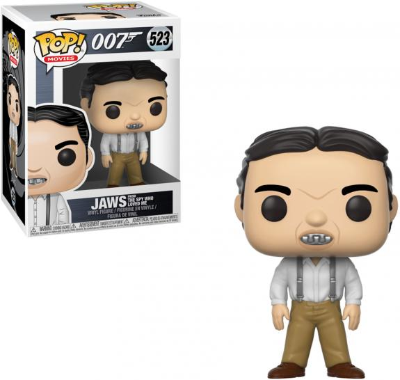Jaws James Bond #523 Funko Pop!