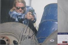 JAX TELLER!!! Charlie Hunnam SOA Signed SONS OF ANARCHY 11x14 Photo #2  PSA/DNA