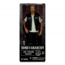 """Jax Teller Sons of Anarchy Officially Licensed 12"""" Mezco Action Figure"""