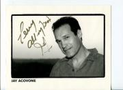 Jay Acovone Stargate SG-1 X-Files The Hills Have Eyes II Signed Autograph Photo