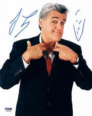 Jay Leno 8X10 PSADNA Signed Autographed Photo PSA DNA  H15585