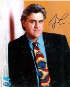 Jay Leno autographed 8x10 Photo (The Tonight Show) PSA Image #2