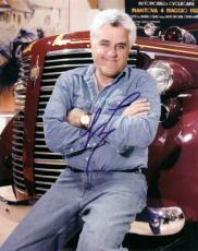 Jay Leno Autographed 8x10 Photo