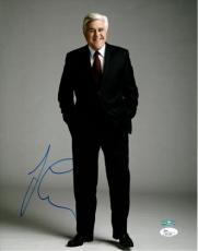 Jay Leno Autographed Comedian 11x14 Photo - JSA