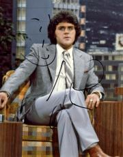 Jay Leno Autographed Signed 11x14 Afro Poster Photo UACC RD AFTAL COA