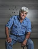 Jay Leno Autographed Signed 11x14 Photo PSA #Y67706 UACC RD AFTAL