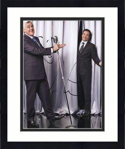 Jay Leno Autographed Signed 11x14 Photo PSA #Y67707 UACC RD AFTAL