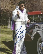 "Jay Leno ""elvis"" Comedy Legend Signed Autographed 8x10 Photo W/coa Authentic A"