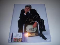 Jay Leno Famous Night Time Tv Host Jsa/coa Signed 11x14 Photo